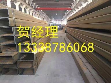 杭州精密方管 250*125*5Q355B方管 型號齊全