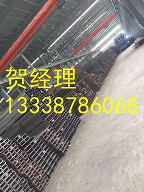 合肥熱鍍鋅方管 200*200*10Q355B方管 報價