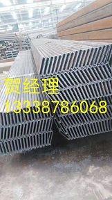 淮北精密無縫方管 150*150*6.3Q355B方管 規格