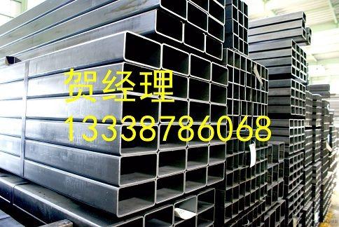 鎮江熱浸鋅方管 280*160*10Q355B方管 型號