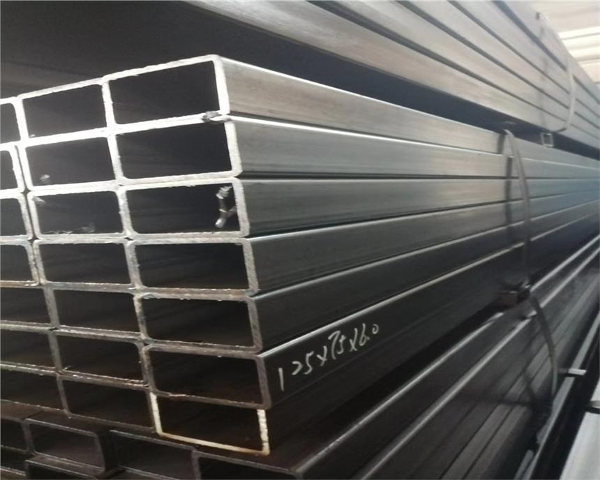 350*300*10規格Q345D矩形方管Q345材質