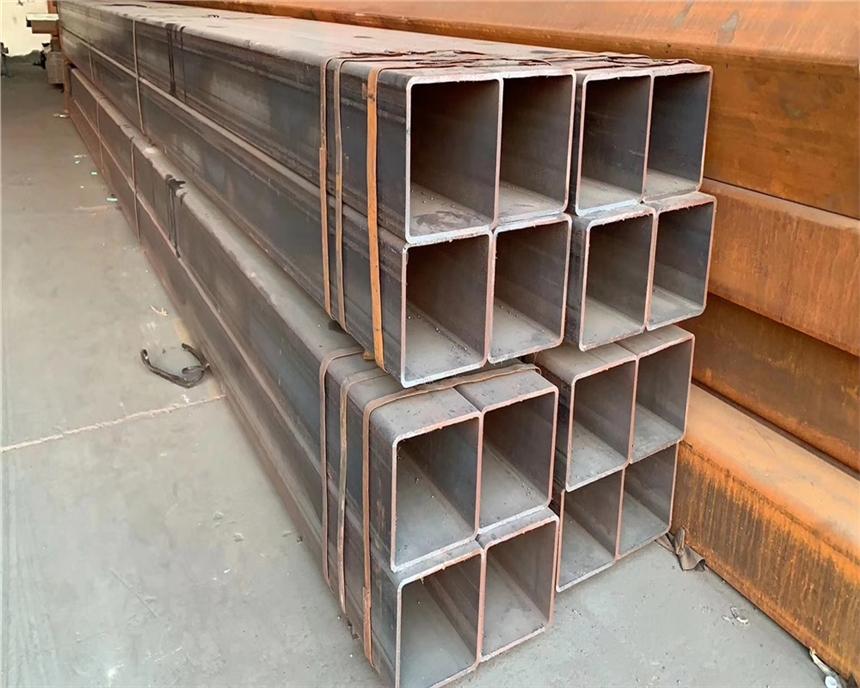 100*100*10規格Q345矩形方管生產廠家