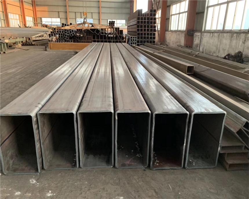 125*125*12規格Q345D矩形方管標準厚度