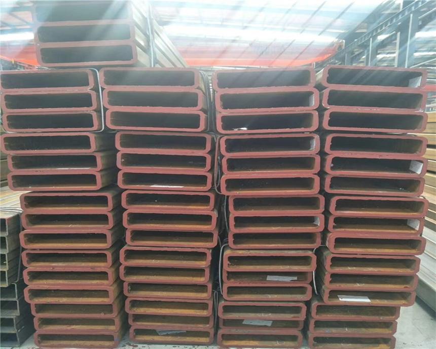 枣庄86*86*8Q355B矩形方管厂家现货
