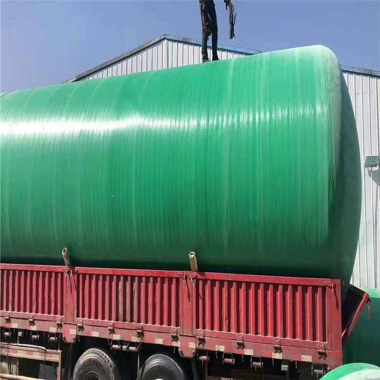 杭州2立方玻璃鋼化糞池多少錢一立方