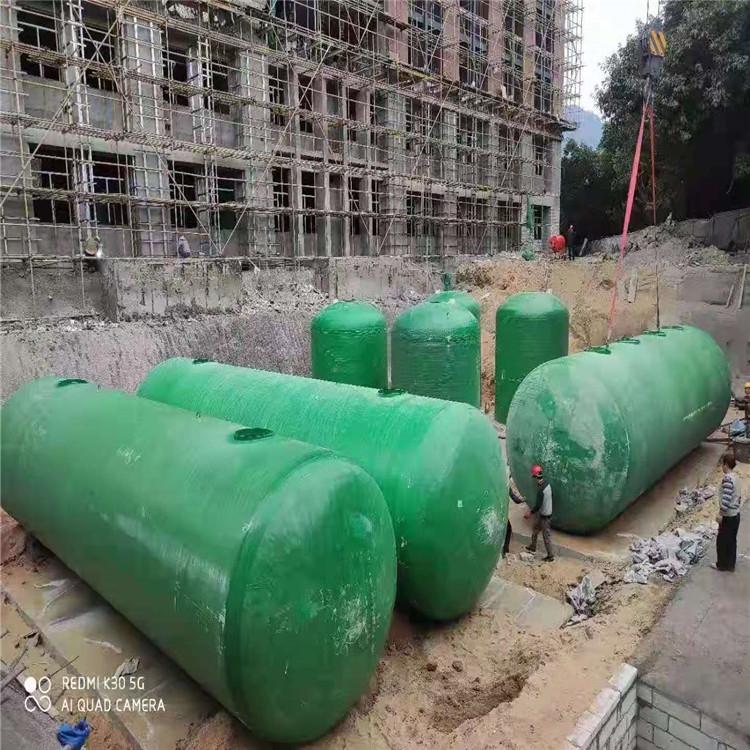 南京4立方玻璃钢化粪池供应