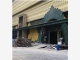 苏州酒店拆除工程,苏州大型厂房拆除,苏州设备物资回收