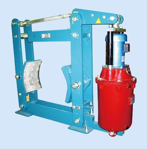 液壓塊式制動器YWZ4-500/125電力液壓制動器標準的焦作制動器閘瓦剎車片