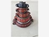 江蘇南京市礦用焊接高壓卡箍接頭 供應鋼環式卡箍接頭