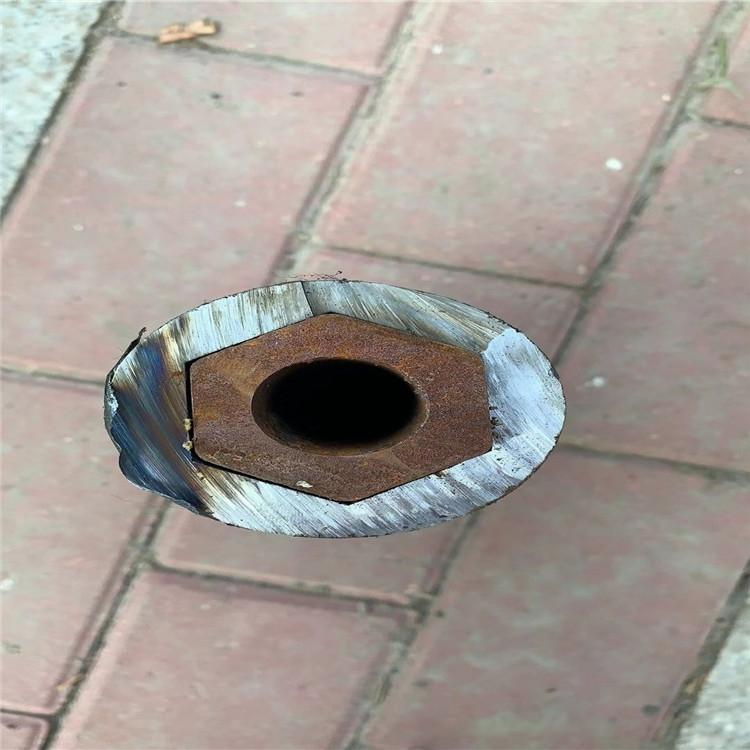 甘肅異型管 六角無縫鋼管廠家 聊城市如日之升金屬材料有限公司