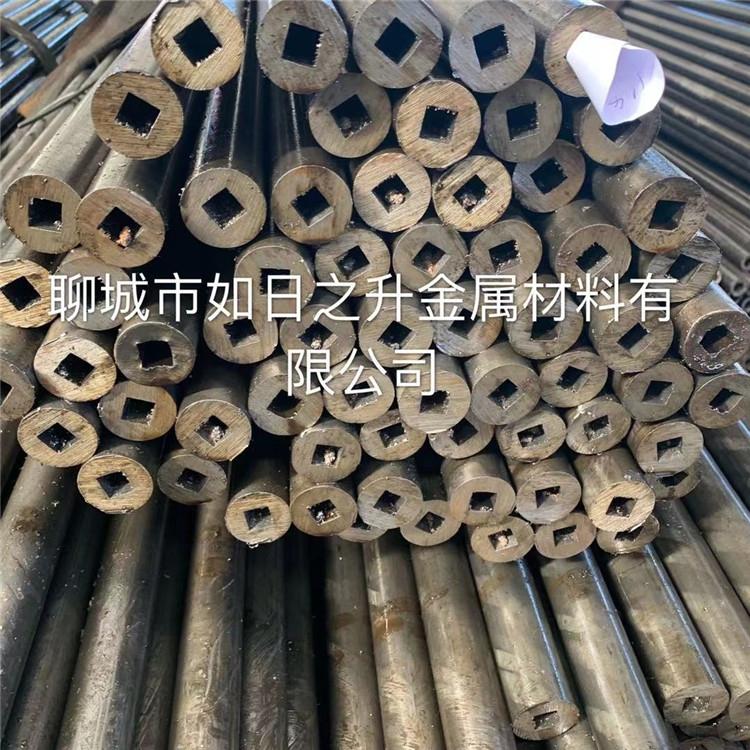 機械結構用異形鋼管 精密鋼管生產供應現貨銷售