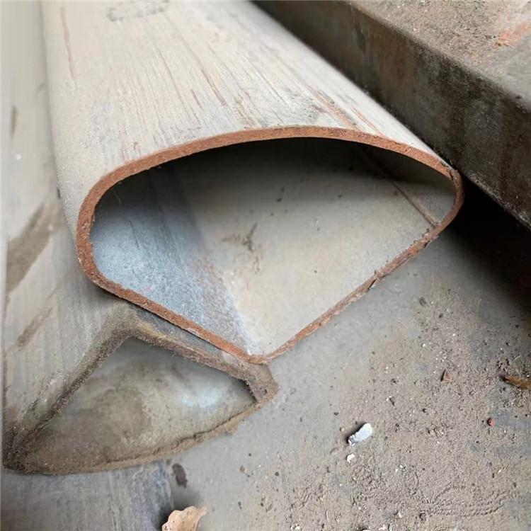 安徽建筑装饰用异型管矩形管 q235焊管来图加工 按需定制冷拔管 精拉管