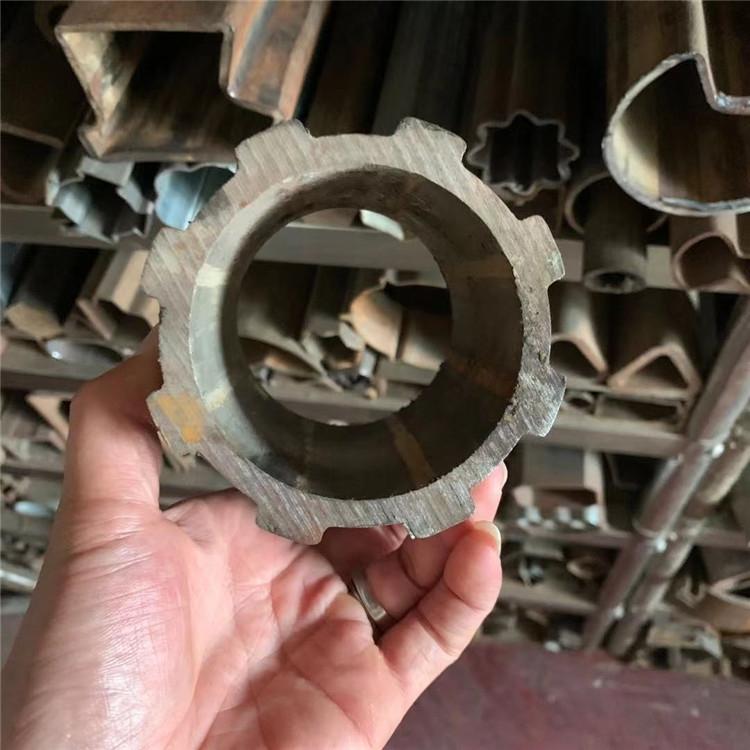 如日之升金屬 冷拔異形管批發零售 外六角內圓異型鋼管 內六角精軋鋼管