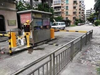 停车场出入脱机管理系统