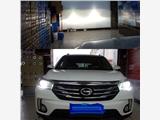 西安传祺GS4汽车大灯改装阿帕车灯套装