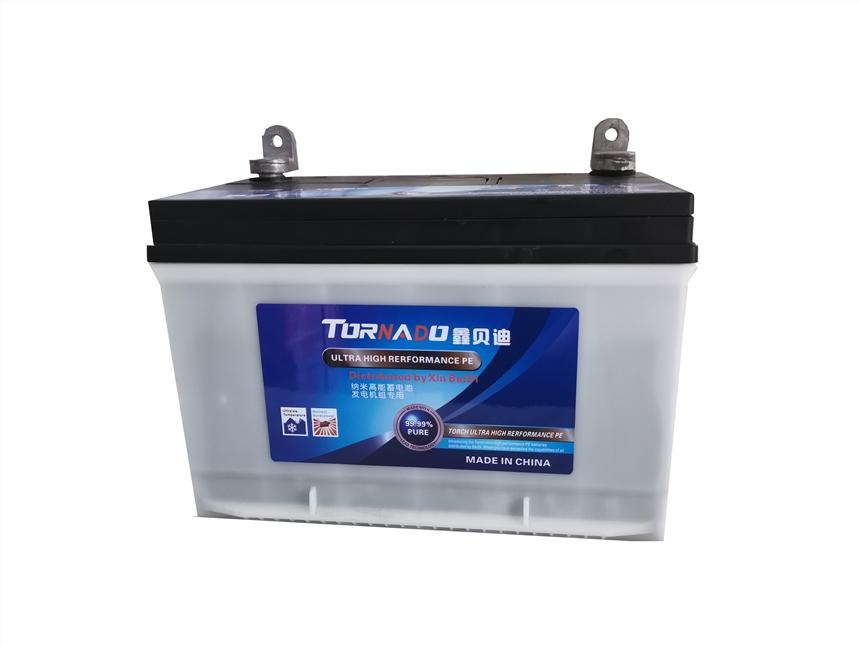 燃汽發電機組蓄電池6-FNM-550G