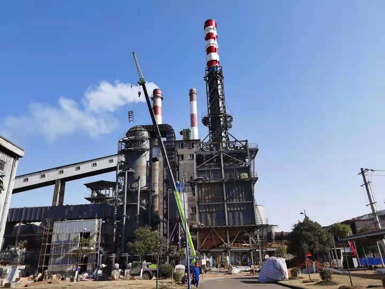 宁夏石嘴山市高空工程 湿电玻璃防腐价格 高空作业厂家