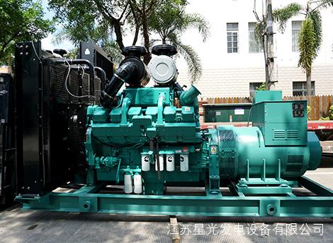柴油发电机组润滑系统机油消耗量过大怎么办?