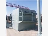 石料厂皮带转运站专用单机脉冲布袋除尘器供应厂家