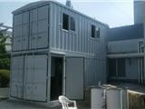 泥漿處理裝置集裝箱 水處理集裝箱滄州信合集裝箱廠家報價