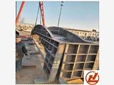 通化 预制箱涵模具 来贺 水泥箱涵管廊模具 城市综合管廊模具 厂家直销