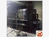 单舱管廊模具 单双舱综合管廊模具 预制管廊钢模具 双舱综合管廊模具 来贺 供应商