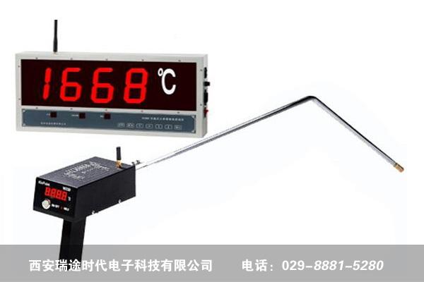 精密、快速、大屏幕,熔煉紅外測溫儀