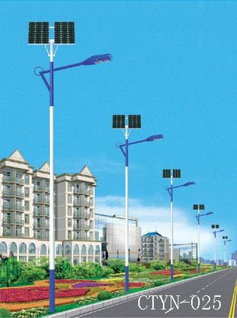 西藏林芝朗县乡村太阳能路灯厂家制造