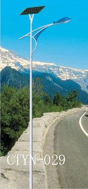 西藏日喀则拉孜公园景观路灯厂家制造