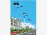 陕西汉中镇巴一体化太阳能路灯现货供应