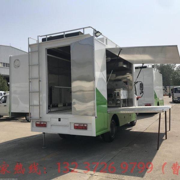 北京門頭溝區高原做飯車解放6.8米送車上門