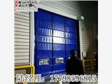 南京室外抗风堆积式快速门安装