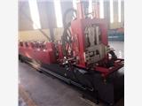 全自动C 型钢机彩钢檩条机CZ 互换一体机兴和机械
