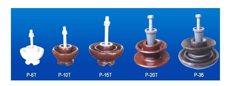 低压针式瓷绝缘子P-6T厂家供应价格低