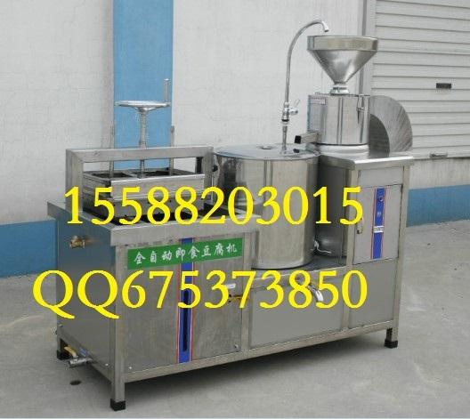 全自动豆腐机豆花机生产厂家商用豆浆机60型豆腐脑机器一套带技术