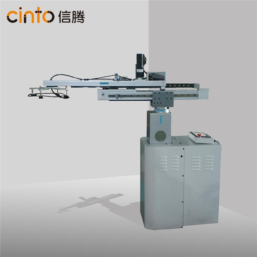 工業自動化三軸沖壓機械手