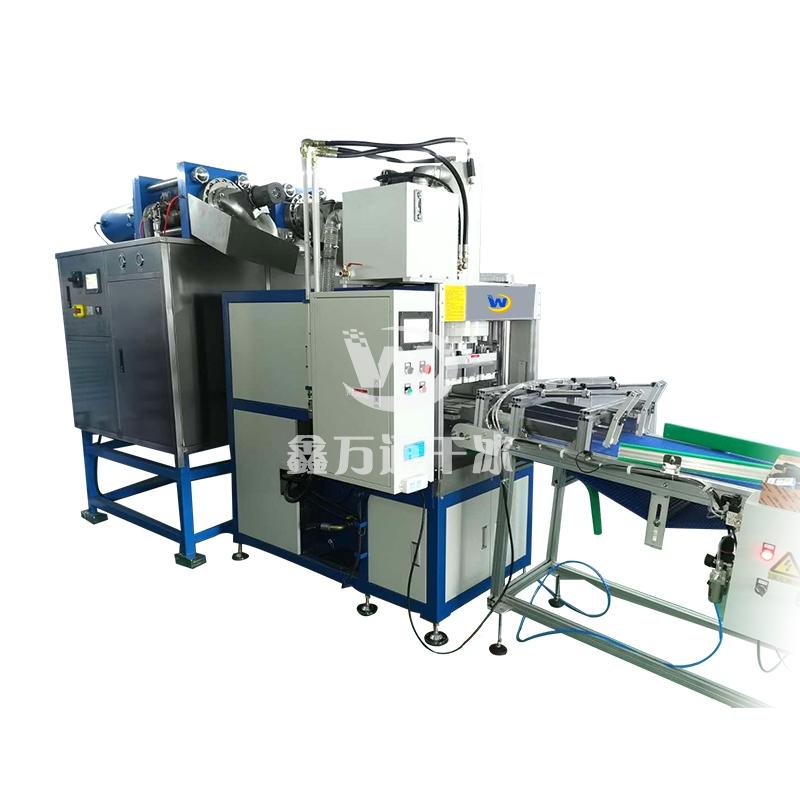 太原智能干冰制造機,全自動干冰制造機,選鑫萬通干冰制造機