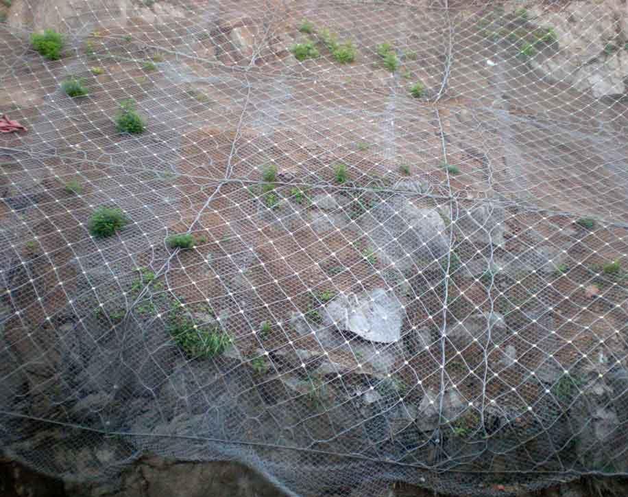 塔什边坡防护网报价