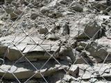 吉木萨尔边坡防护网与喷锚支护比较