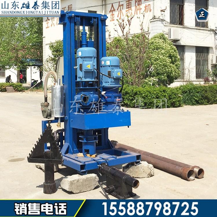 生产厂家 车载式反循环钻井设备 大功率电动打井机 工地打桩机