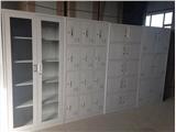 文件柜 铁皮档案柜 铁皮柜 五节柜 更衣柜厂家