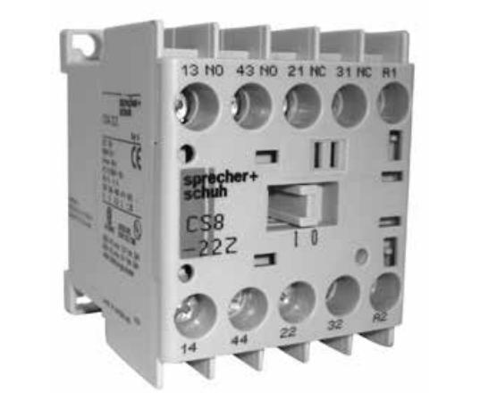 Schuh Manual Motor Protector KTA7-25S-1A KTA725S 1AMP 480V 1//2HP New Sprecher