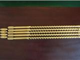 佳明注塑机双合金螺杆/星企达厂家螺杆量大从优质量好