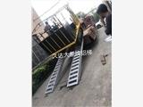 上下貨車使用鉆探機爬梯,鉆探機鋁爬梯,鉆探機鋁梯