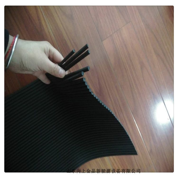 皮帶機防塵簾 電廠擋煤簾  防溢裙板擋塵簾 250mm 200mm