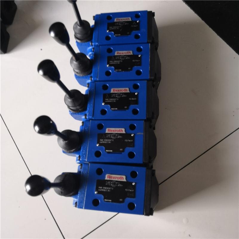 力士乐手动换向阀4WMM6G53/ R900471209现货