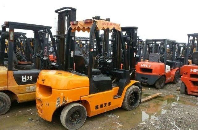 杭州3.5吨新叉车价格_今日最新杭州3.5吨新叉车价格行情