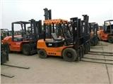 宣城二手合力3吨5吨叉车市场出售转让(2020价格)
