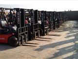 江苏二手3吨5吨7吨叉车市场出售转让(2019报价)
