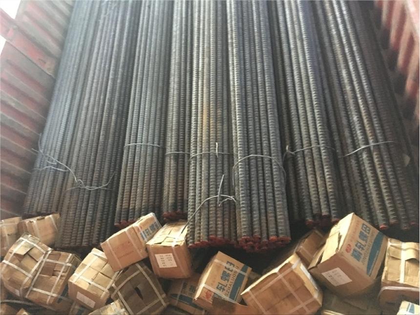 贵州省清镇市32MM精轧螺纹钢定尺15米含税价